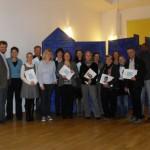Teilnehmende der Partizipationsbegleiterausbildung 2012